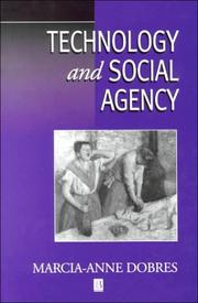 Cover of: Technology and social agency