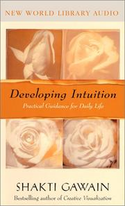 Developing Intuition (Gawain, Shakti)