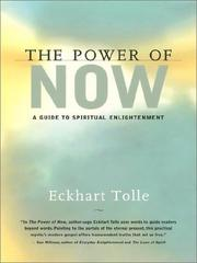 Cover of: POWER OF NOW, THE