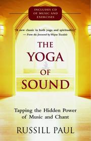 Cover of: The Yoga of Sound | Russill Paul