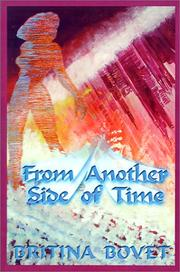 Cover of: From another side of time | Britina Bovet