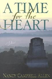 Cover of: A time for the heart: a novel