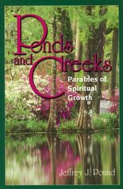 Cover of: Ponds and creeks