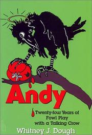 Cover of: Andy | Whitney J. Dough