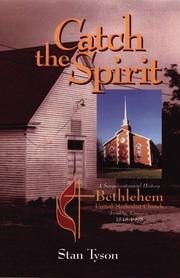 Cover of: Catch the spirit | Stan Tyson