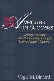 Cover of: Avenues For Success