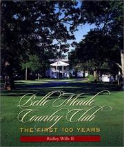 Cover of: Belle Meade Country Club