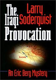Cover of: The Iraqi provocation
