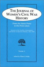 Cover of: The Journal of women