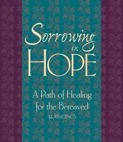 Cover of: Sorrowing in Hope