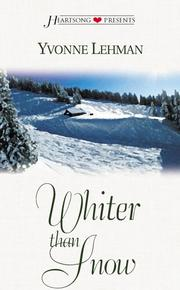 Cover of: Whiter than snow