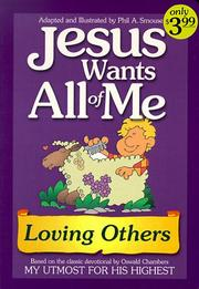Cover of: Loving others