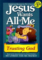 Cover of: Trusting God