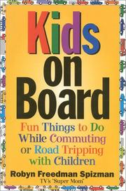Cover of: Kids on board