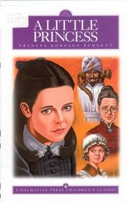Cover of: A Little Princess (Children's Classics) | Frances Hodgson Burnett