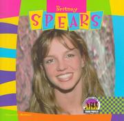 Cover of: Britney Spears (Young Profiles (Paper))