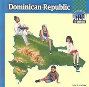 Cover of: Dominican Republic | Kate A. Conley