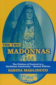 The two Madonnas by Sabina Magliocco