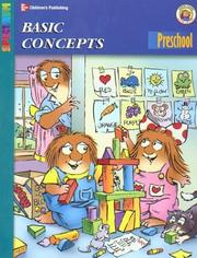 Cover of: Spectrum Basic Concepts, Preschool