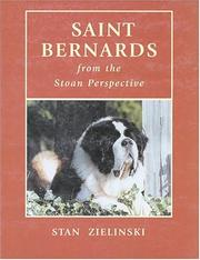 Cover of: Saint Bernards from the Stoan perspective