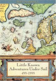 Cover of: Little Known Adventures Under Sail | Jeff Markell