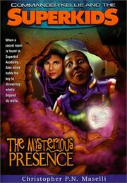 Cover of: The mysterious presence