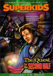 Cover of: The quest for the second half