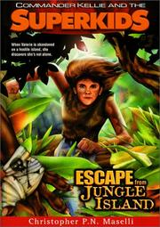 Cover of: Escape from Jungle Island