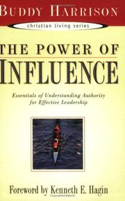 Cover of: The Power of Influence