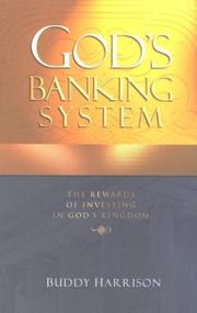 Cover of: God's Banking System