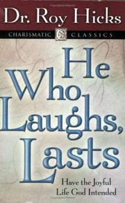 Cover of: He Who Laughs Last