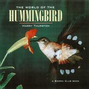 Cover of: World of the Hummingbird