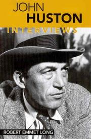 Cover of: John Huston