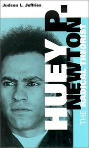 Cover of: Huey P. Newton