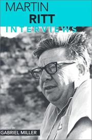 Cover of: Martin Ritt