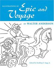 Cover of: Walter Anderson's illustrations of epic and voyage