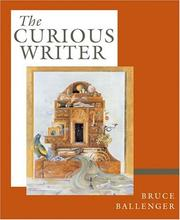 Cover of: The Curious Writer (paperbound)