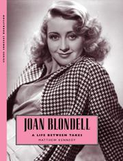 Cover of: Joan Blondell