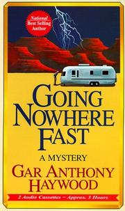 Cover of: Going nowhere fast