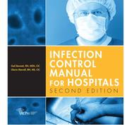 Cover of: Infection Control Manual for Hospitals | Gloria Morrell