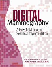 Cover of: Digital Mammography | Valerie Andolona