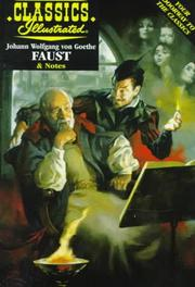 Cover of: Faust (Classics Illustrated (Acclaim Books).)