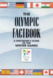 The Olympic factbook by George Cantor