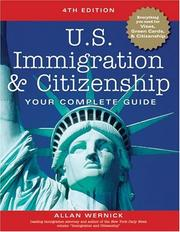 Cover of: U.S. immigration & citizenship
