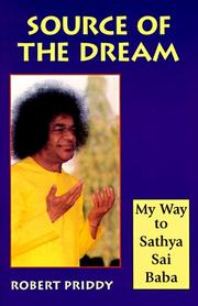 Cover of: Source of the dream
