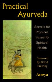 Cover of: Practical Ayurveda | Atreya.