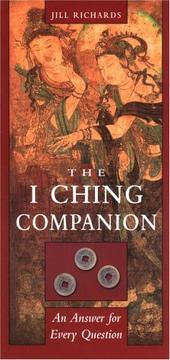 Cover of: The I Ching companion