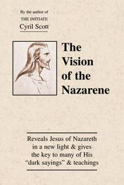 Cover of: Vision of the Nazarene