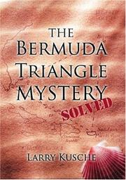 The Bermuda Triangle Mystery Solved Open Library