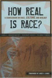 Cover of: How Real is Race? | James Banks